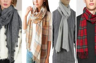 सर्दियों में स्टाइलिश दिखने के लिए इस तरह से पहनें स्कार्फ