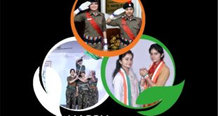 बियानी गर्ल्स कॉलेज में गणतंत्र दिवस धूमधाम से मनाया गया