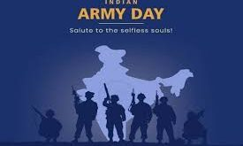 Indian Army Day: 15 January (Important Day)