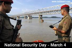 National Security Day 2021: 4 March
